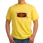Progressive Tolerance Yellow T-Shirt