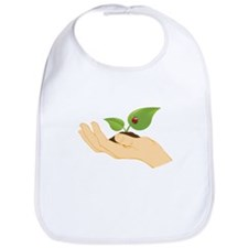 Life in our Hands Bib