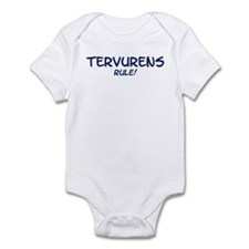 Tervurens Rule Infant Bodysuit