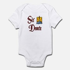 Sir Deonte Infant Bodysuit