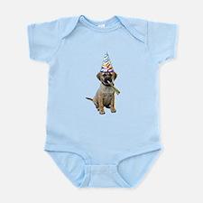 Puggle Party Infant Bodysuit