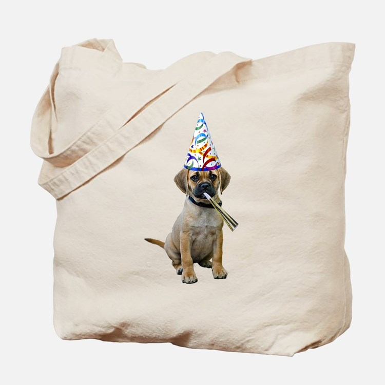 Puggle Party Tote Bag