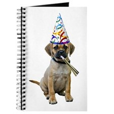 Puggle Party Journal
