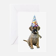 Puggle Party Greeting Cards (Pk of 10)