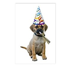 Puggle Party Postcards (Package of 8)