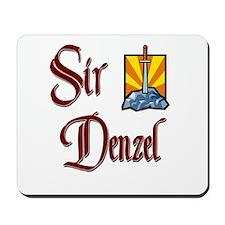 Sir Denzel Mousepad