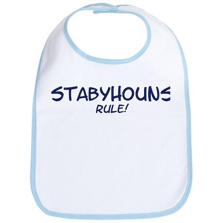 Stabyhouns Rule Bib