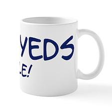 Samoyeds Rule Mug