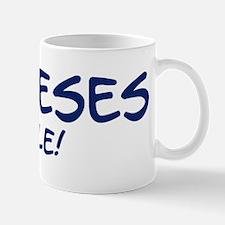 Malteses Rule Mug