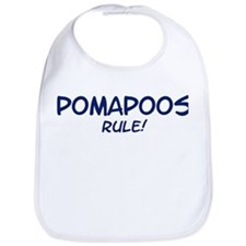 Pomapoos Rule Bib