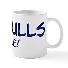 Pit Bulls Rule Mug