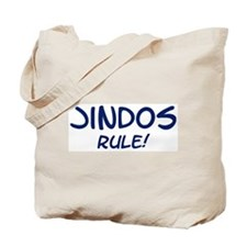 Jindos Rule Tote Bag
