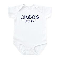 Jindos Rule Infant Bodysuit