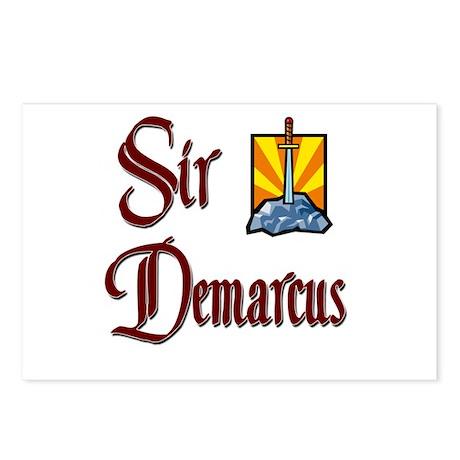 Sir Demarcus Postcards (Package of 8)