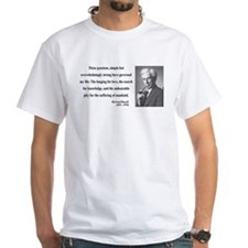 Bertrand Russell 7 Shirt