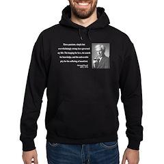 Bertrand Russell 7 Hoodie