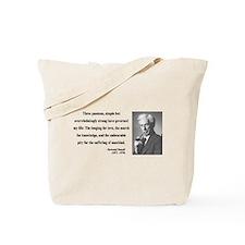 Bertrand Russell 7 Tote Bag