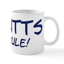 Mutts Rule Mug