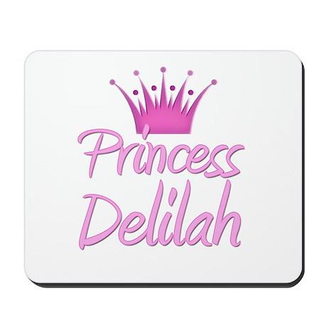Princess Delilah Mousepad