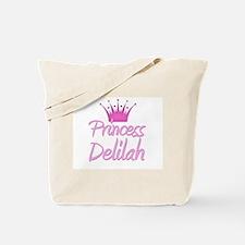 Princess Delilah Tote Bag