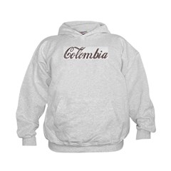Vintage Colombia Hoodie