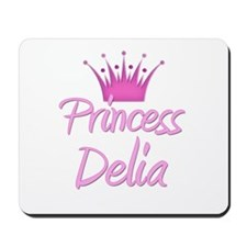 Princess Delia Mousepad