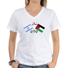 Israel and Palestine Peace Shirt