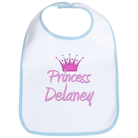 Princess Delaney Bib