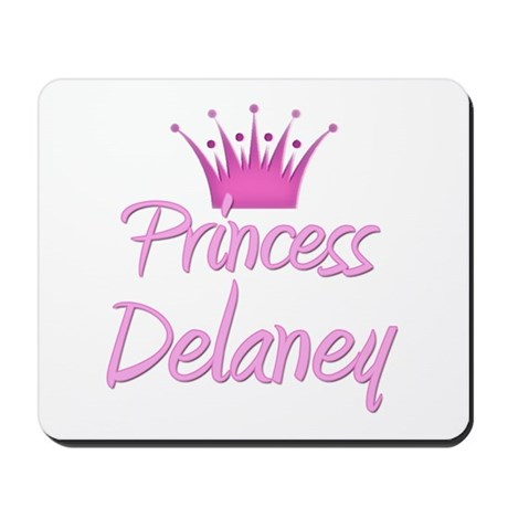 Princess Delaney Mousepad