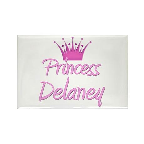 Princess Delaney Rectangle Magnet (10 pack)