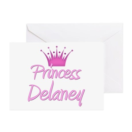 Princess Delaney Greeting Cards (Pk of 20)