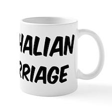 Westphalian by marriage Mug