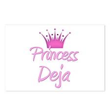 Princess Deja Postcards (Package of 8)