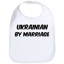 Ukrainian by marriage Bib