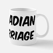 Trinidadian by marriage Mug