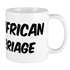 South African by marriage Mug