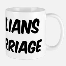 Somalians by marriage Small Small Mug