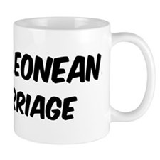 Sierra Leonean by marriage Mug