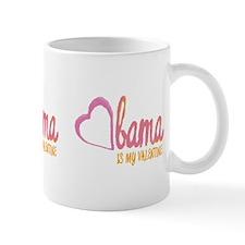 Obama Valentine Mug