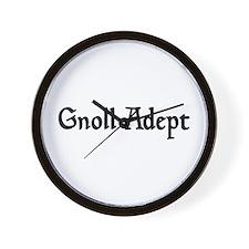 Gnoll Adept Wall Clock
