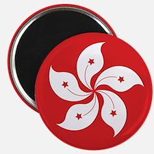 Hong Kong Flag Magnet