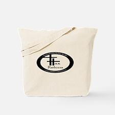 Tax Reform Tote Bag