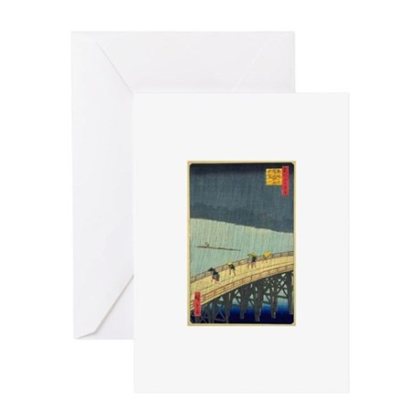 Art JAP Greeting Cards