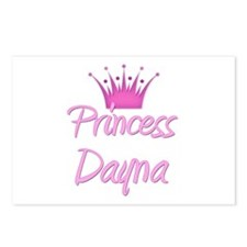 Princess Dayna Postcards (Package of 8)