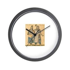 Unique North america Wall Clock