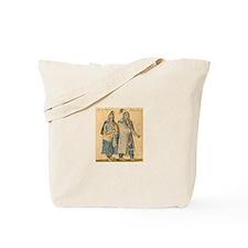 Unique Native america Tote Bag