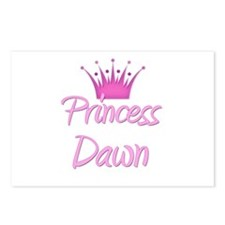 Princess Dawn Postcards (Package of 8)