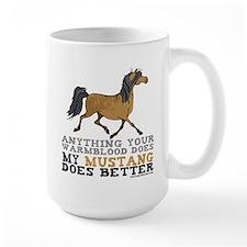 Mustang Horse Mug