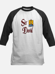 Sir David Kids Baseball Jersey