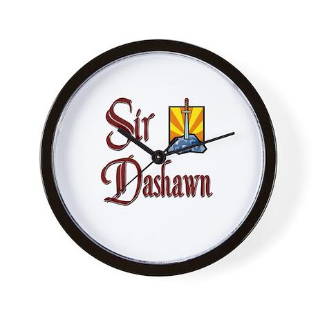 Sir Dashawn Wall Clock